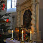 Kirche in Brachwitz Altar