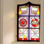 Kirche in Brachwitz Fenster