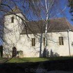Kirche in Brachwitz Außenansicht