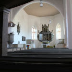 Kirche Löbejün innen
