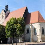 Kirche St.Petri in Löbejün