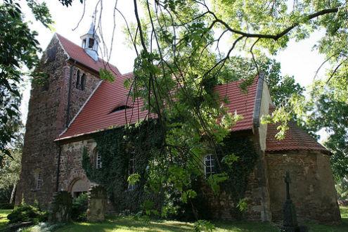 Kirche in Neutz