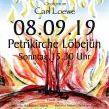 Plakat Festzeiten Loewe