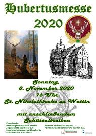 Hubertusmesse 2020